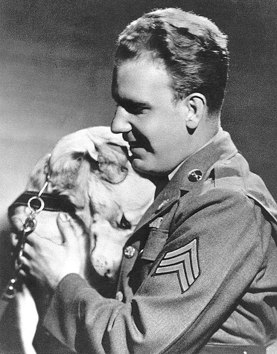 Guide Dogs for the Blind was founded in 1942 to aid blinded servicemen returning from World War II