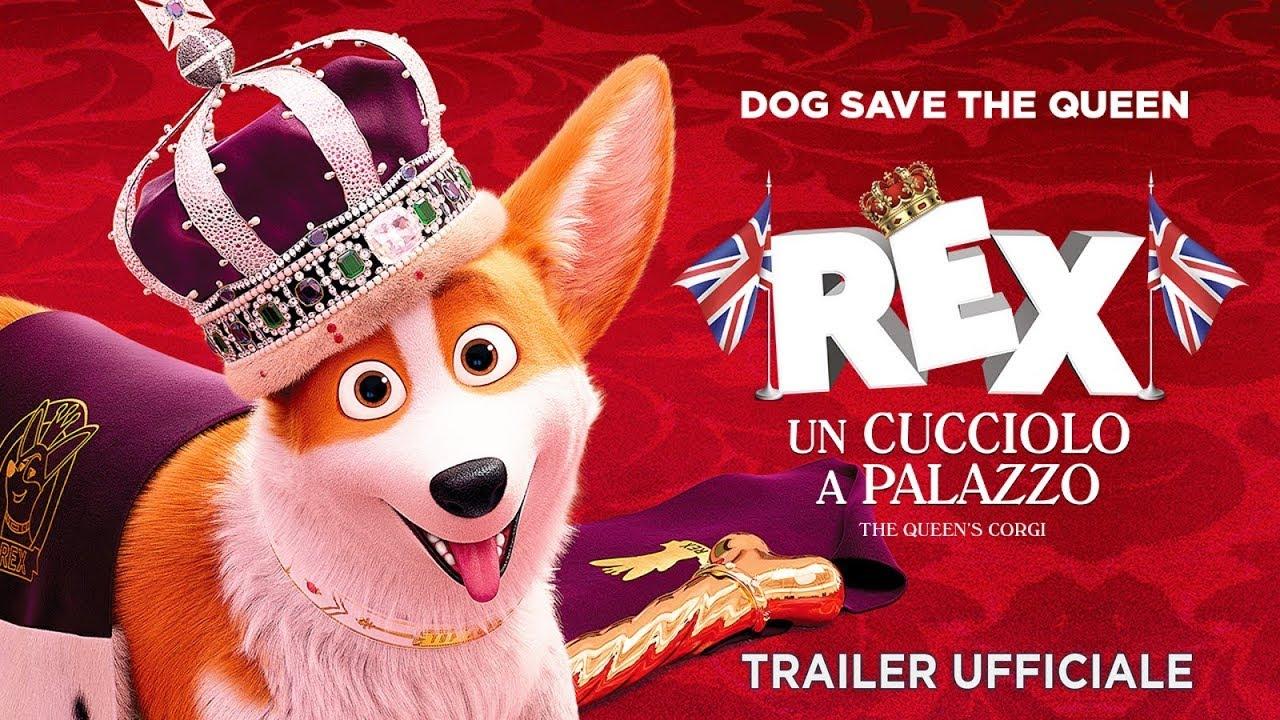 24. CinOforum: Rex - un cucciolo a Palazzo