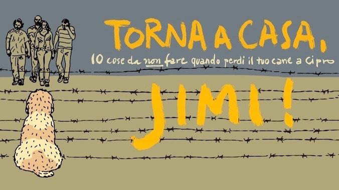 26. CinOforum: TORNA A CASA, JIMI!